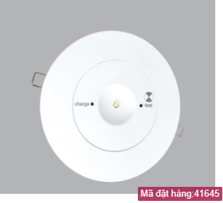 Đèn Led Downlight âm trần Emergency 3W EM-AT MPE EM-AT MPE